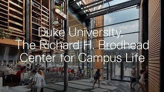 Duke University West Campus Union Renovation