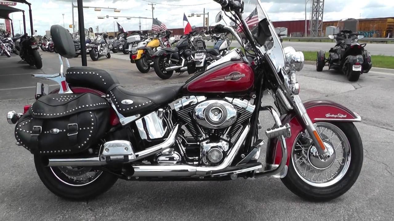 Heritage Softail Harley Davidson For Sale
