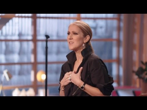 'The Voice': Celine Dion Hilariously Flashes Contestants During Battle Round Preparations
