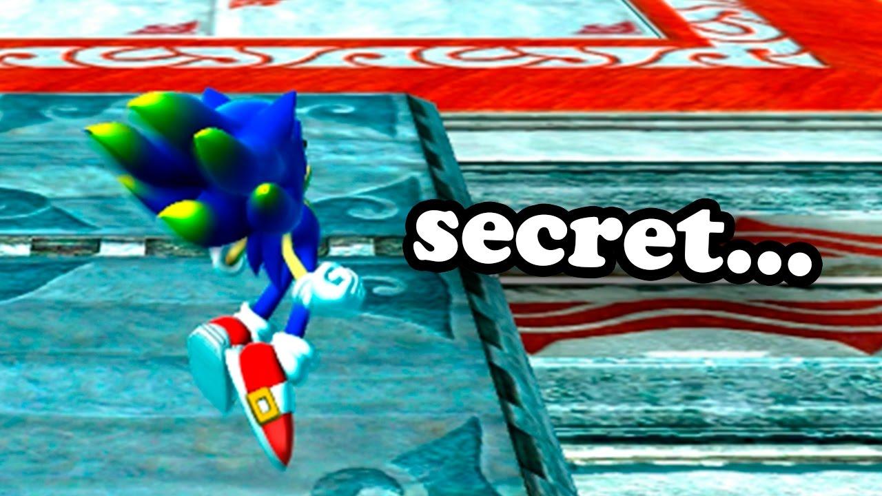 Secret   Semi Super Sonic Mod Alpha 01   YouTube