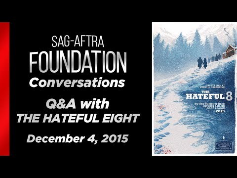 Conversations with THE HATEFUL EIGHT