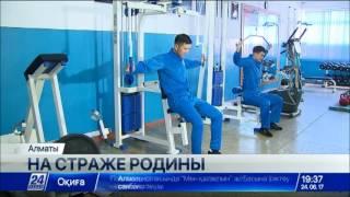 В Алматы выпускники ВИИРЭиС получили дипломы об окончании учебы