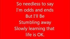 a-Ha - Take On Me [lyrics]