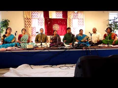 Mahalinga Vibho - Shivaranjani - Adi @ Saylorsburg, PA
