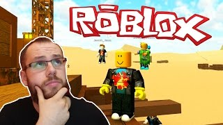 BOAT IN THE DESERT | ROBLOX IN ENGLISH #08 | Admiros/in Diabeuu, Scourge