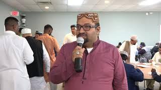 American Ahmadi Muslims celebrate Eid-ul-Fitr