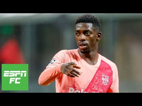 Barcelona are 'trying to channel' Dembele in right direction | La Liga