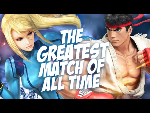 The Greatest Match Of All Time - Smash Bros Wii U