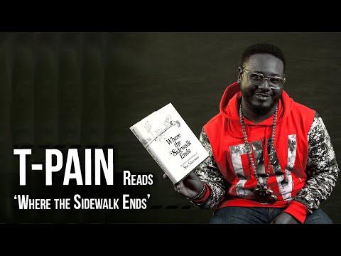 T-Pain Reads Shel Silverstein's 'Where The Sidewalk Ends'