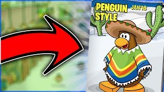 January 2018 Clothing Catalog Secrets/Cheats (Club Penguin Rewritten)