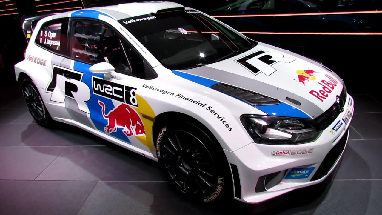 2013 volkswagen polo wrc rally car exterior and interior walkaround 2013 frankfurt motor. Black Bedroom Furniture Sets. Home Design Ideas