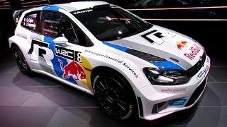 Gambar cover 2013 Volkswagen Polo WRC Rally Car - Exterior and Interior Walkaround - 2013 Frankfurt Motor Show