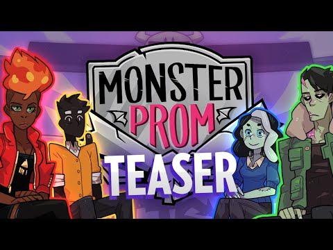 Monster Prom | Teaser Trailer