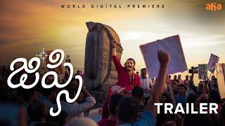 Gypsy Telugu Trailer | Jiiva | Natasha Singh | Raju Murugan