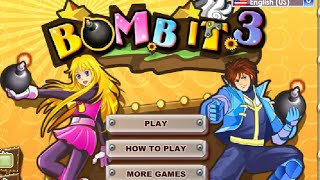 Bomb it 3 Full Gameplay Walkthrough