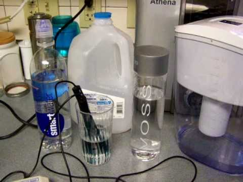 Bottled Water Vs WellBlue PH Ionizer Pitcher - Part 2