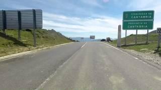 Ruta Portilla de la Reina - Vega de Liébana Ducati Monster
