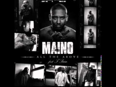 *NEW* Maino ft. T Pain - All of the Above *WITH LYRICS*