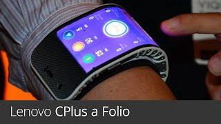 Lenovo CPlus a Folio (Lenovo TechWorld 2016)