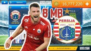 Cara Bikin Dream League Soccer 2019 Tim Persija