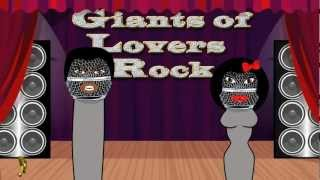 GIANTS OF LOVERS ROCK 2012 ADVERTISEMENT