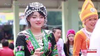 Hmong khej me new year 2016 Thailand