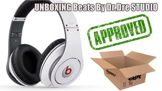 Unboxing & Recensione Beats By Dr.Dre Studio White (ft. Glue Sticc)