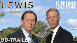 LEWIS - DER OXFORD KRIMI - Staffel 5 - Trailer deutsch [HD] || KrimiKollegen
