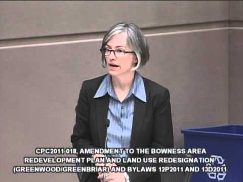 YYCCC 2011-04-11 Calgary City Council - Video Archive - April 11, 2011