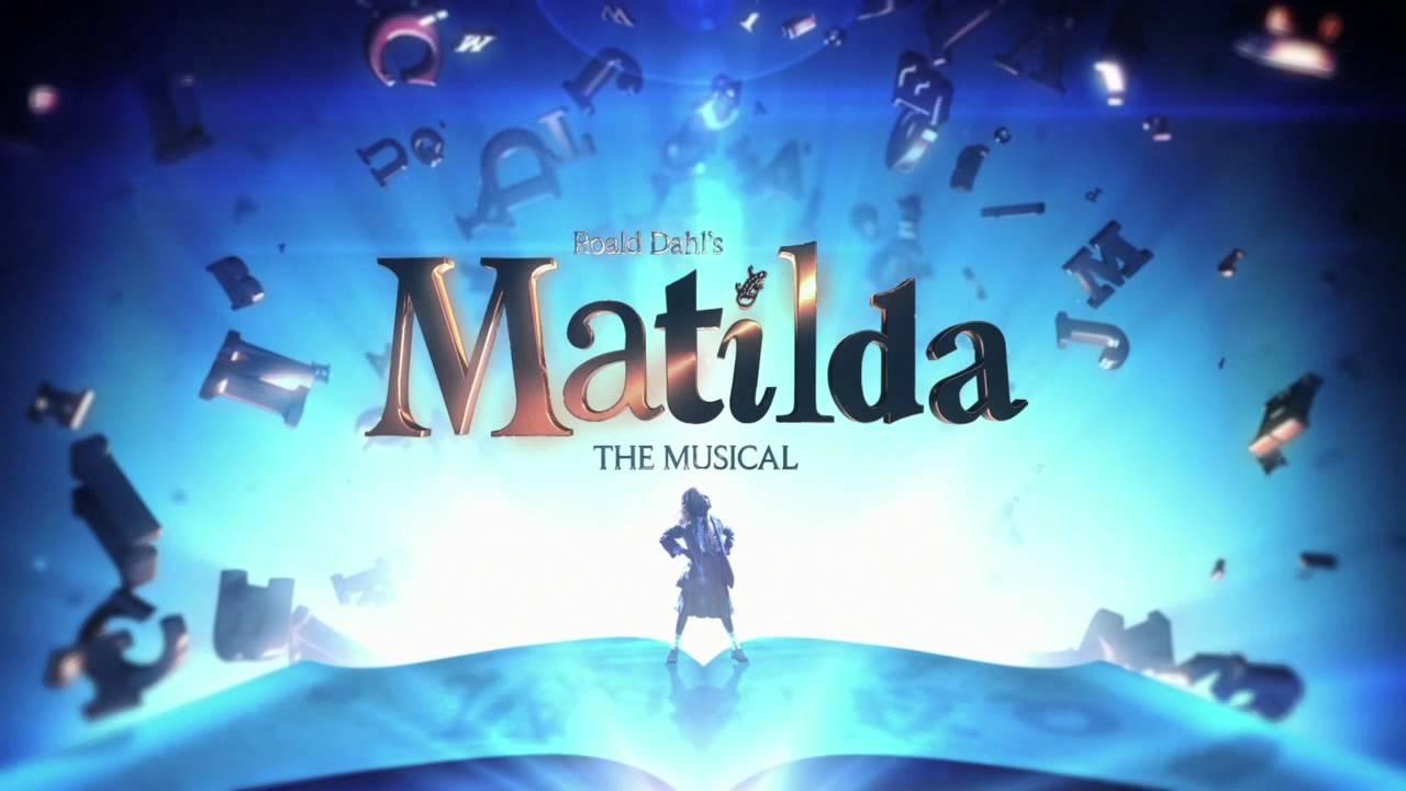 Roald Dahl Quotes Wallpaper Matilda The Musical Broadway Teaser Youtube