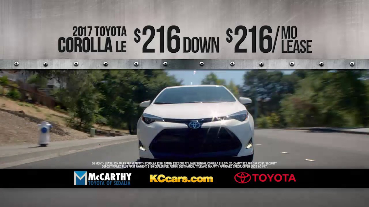 Mccarthy Chevrolet Olathe >> Mccarthy Toyota Of Sedalia ~ Best Toyota