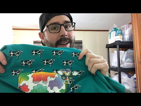 Thrift Store Haul - What I picked up to sell on eBay this week!