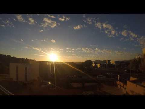 Sunrise Time Lapse @ Lynnwood Pretoria