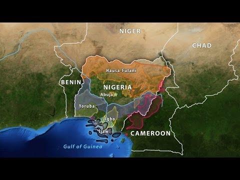 Nigeria's Geographic Challenge
