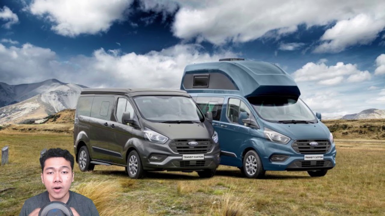 The 2019 Ford Big Nugget Camper Van Indeed Is Indeed A Large Nugget With Many Features And Space Youtube