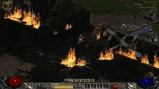 Diablo 2 amazonka challenge HC #2