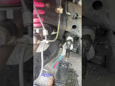 GMC Envoy Power Steering Rack Wobble And Vibration.