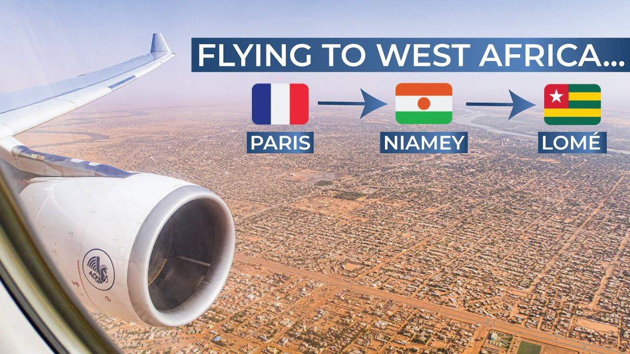 Tripreport Air France Business Cl Paris Cdg Niamey Lomé Airbus A330 200