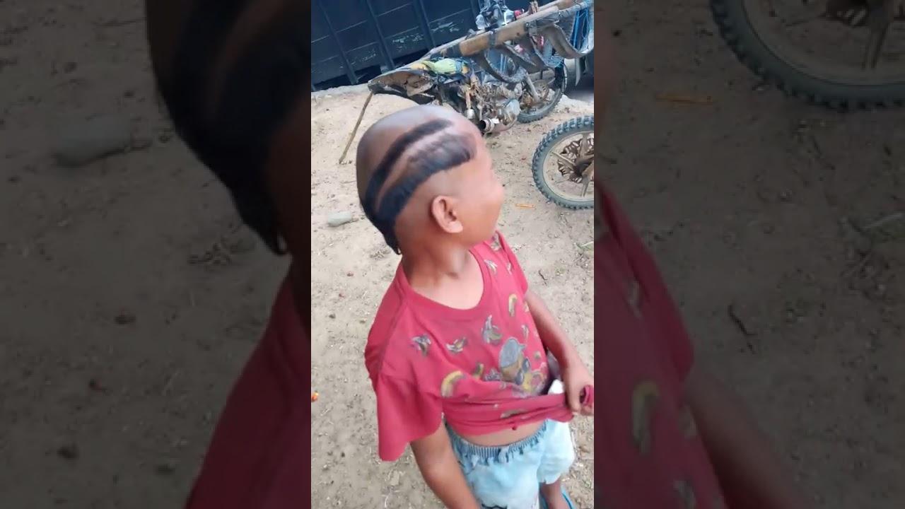 Anak kecil lucu,,Model rambut terbaru anak kecil - YouTube