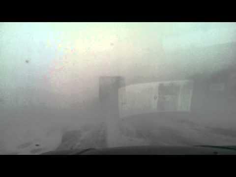 Буря на автодороге Невинномысск-Курсавка 30012014