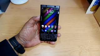 BlackBerry KEYone Update