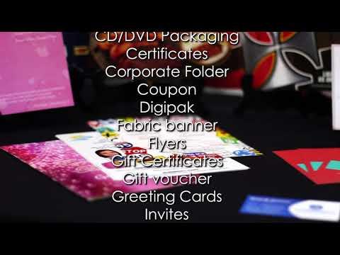 Alfox Printing Services - 24/7 Online Printshop