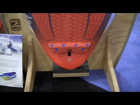 Outdoor Retailer Show: Starboards- Dan Gavere- Eco Board program