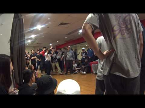 UTS Hiphop Society vs. MODSOC Semester Two Unification Battle