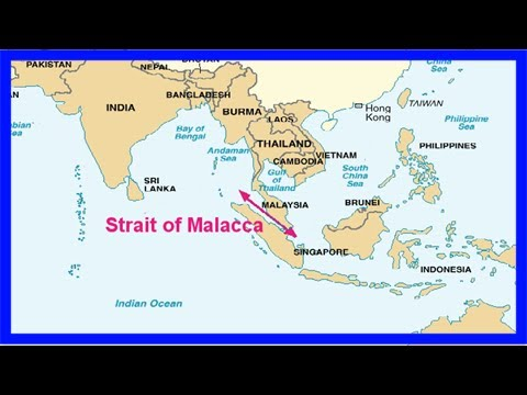 Singapore for more cooperation with india in strait of malacca, andaman sea