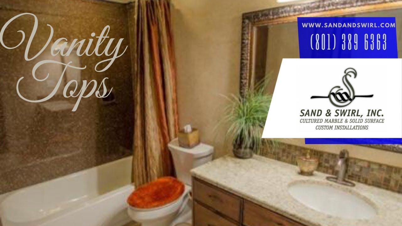 Vanity Tops Layton UT | Call Today (801) 389 6363 | Sand ...