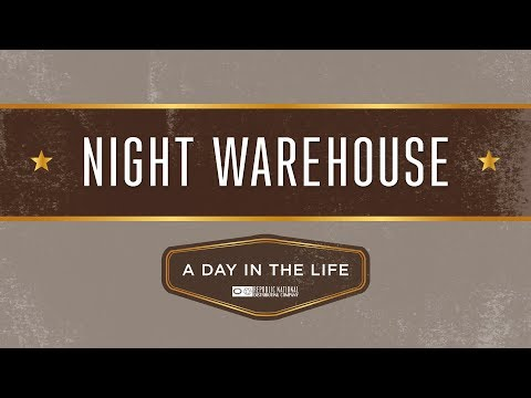 A Day In The Life - RNDC Night-Shift Warehouse Associate