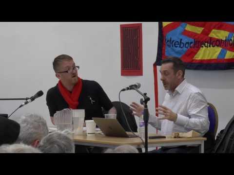 Take Back Control - Bradford - Paul Mason Speech