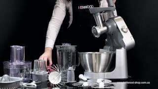 кухонная машина Kenwood KM 285 Prospero - видео обзор