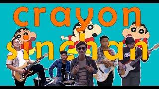 OST. Crayon Sinchan versi Bahasa Indonesia - SMART 2 BAND